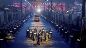 Misteri Macetnya Kanal Suez yang Disebut Kutukan Mumi Firaun