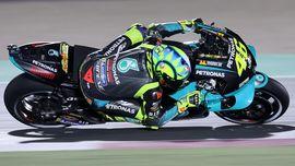 Rossi Belum Menyerah Usai Hasil Buruk di MotoGP 2021
