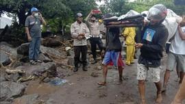 Wabup: 21 Orang Meninggal, 44 Hilang dalam Banjir Lembata