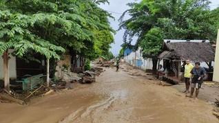 359 Gardu Listrik di NTT Pulih Usai Badai Menerjang