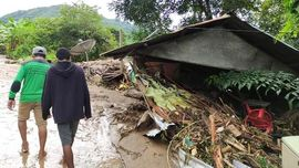 Update Bencana NTT: 124 Orang Meninggal, 74 Hilang