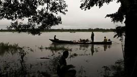 Banjir Landa Badau, Wilayah Perbatasan Indonesia-Malaysia