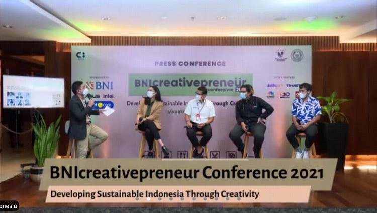 BNIcreativepreneur Conference 2021
