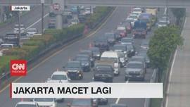 VIDEO: Jakarta Kembali Macet saat PPKM Mikro Masih Berlaku