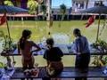 FOTO: Kanal di Bangkok yang Dapat Penghargaan PBB
