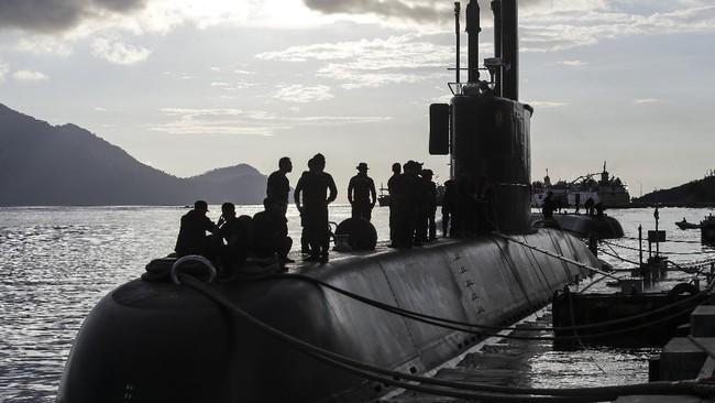 TNI: Kapal Selam KRI Nanggala yang Hilang Angkut 53 Awak