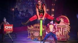VIDEO: Legenda Sirkus Indonesia