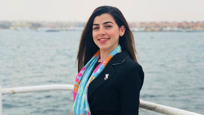 Marwa Elselehdar, kapten kapal dari Mesir
