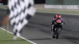 Hasil Kualifikasi MotoGP Portugal: Quartararo Pole