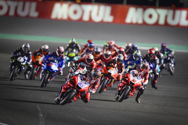 Jadwal Live Streaming MotoGP Portugal di CNN Indonesia