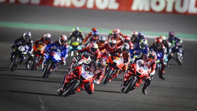 MotoGP Doha 2021, Seri Paling Ketat dalam Sejarah