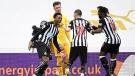 Willock Bangga Cetak Gol ke Gawang Tottenham