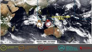 BMKG Sebut Pemanasan Global Pemicu Siklon Tropis di RI