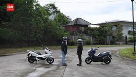 VIDEO: Komparasi Honda PCX 160 dan Yamaha Nmax