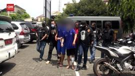 VIDEO: Polisi Tangkap Komplotan Jambret Semarang