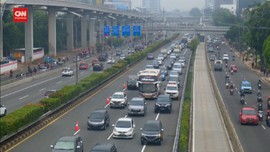 VIDEO: Jakarta Macet Lagi