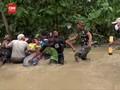 VIDEO: Situasi Evakuasi Korban Banjir Bandang NTT