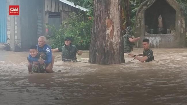 VIDEO: Banjir NTT Menewaskan 62 orang