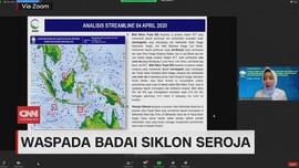 VIDEO: Waspada Badai Siklon Seroja