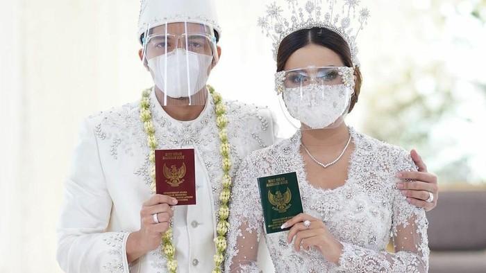 Yuk, Intip Souvenir Pernikahan Atta Halilintar dan Aurel Hermansyah