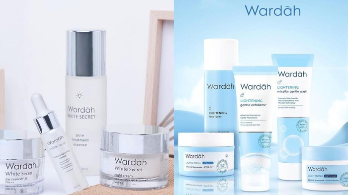 Apa Sih Beda Wardah White Secret dan Wardah Lightening Series?