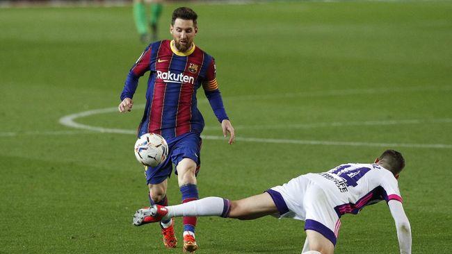 Tidak ada nama Lionel Messi dalam skuad Barcelona yang melakukan tur pramusim ke Jerman kontra Stuttgart dan RB Salzburg.