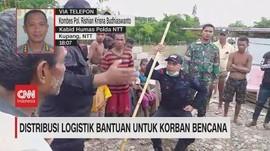 VIDEO: Distribusi Logistik Bantuan untuk Korban Bencana