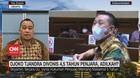 VIDEO: Djoko Tjandra Divonis 4,5 Tahun Penjara
