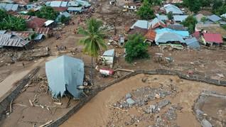 BNPB: 1.185 Bencana Terjadi Sejak 1 Januari-26 April 2021