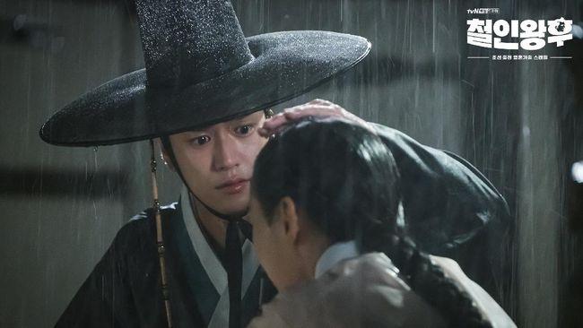 Na In-woo mengatakan tak pernah terpikir mengubah akhir kisah karakter Kim Byeong-in dalam drama Mr. Queen.