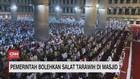 VIDEO: Pemerintah Bolehkan Salat Tarawih di Masjid