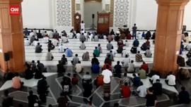 VIDEO: Pemerintah Izinkan Tarawih Dan Idulfitri Di Masjid