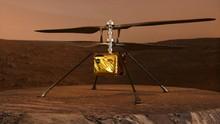 Sejarah Tercipta, NASA Berhasil Terbangkan Helikopter di Mars