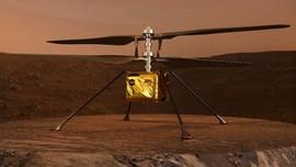 Sejarah Tercipta, NASABerhasil Terbangkan Helikopter di Mars