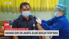 VIDEO: Vaksinasi Guru DKI Jakarta Jelang Sekolah Tatap Muka