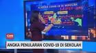 VIDEO: Angka Penularan Covid-19 di Sekolah