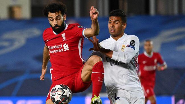 Liverpool pernah mengalami kekalahan tragis dari Real Madrid saat takluk 0-3 di Liga Champions di Stadion Anfield.