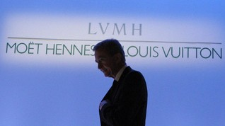 Bos Louis Vuitton Orang Terkaya Dunia, Geser Jeff Bezos