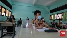 DKI Diminta Timbang Kasus Covid-19 Sebelum Buka Sekolah Juli