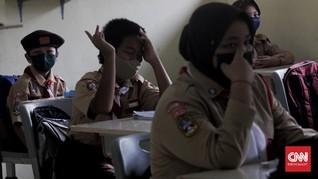 DKI Mulai Uji Coba Tahap II Sekolah Tatap Muka Juni Mendatang