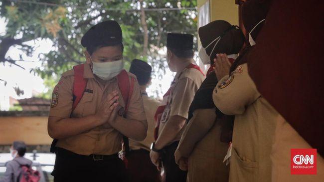 ジャカルタの 226 の学校が対面式の学校をトライアル中! COVID-19 | 新型コロナ