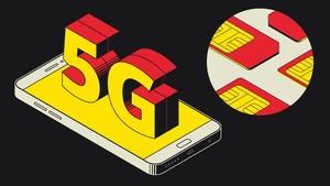 INFOGRAFIS: Perjalanan Panjang Teknologi 1G Hingga 5G