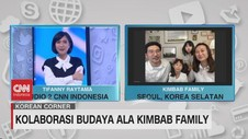 VIDEO: Kolaborasi Budaya Ala Kimbab Family