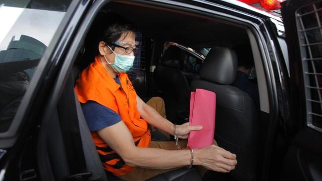 Pengusaha Samin Tan Didakwa Suap Rp5 M ke Eni Maulani