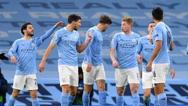 7 Fakta Menarik Man City ke Semifinal Liga Champions