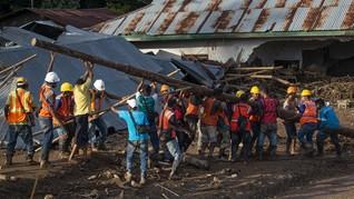 PUPR Siapkan Relokasi Rumah Warga Terdampak Longsor NTT