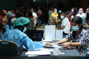 Vaksin Saat Puasa tidak Halangi Pembentukan Daya Tahan Tubuh
