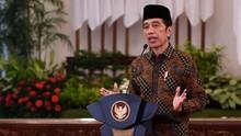 Jokowi Targetkan 70 Juta Orang Disuntik Vaksin Covid-19 Juli