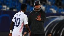Liverpool vs Madrid: Rencana Khusus The Reds Matikan Vinicius