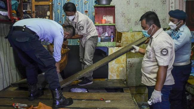 Petugas gabungan menggelar inspeksi mendadak di sejumlah lapas dan rutan beberapa daerah. Petugas menemukan beragam barang milik penghuni lapas.